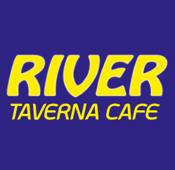 River Taverna Cafe logo